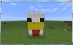 Mob Faces Minecraft Map & Project