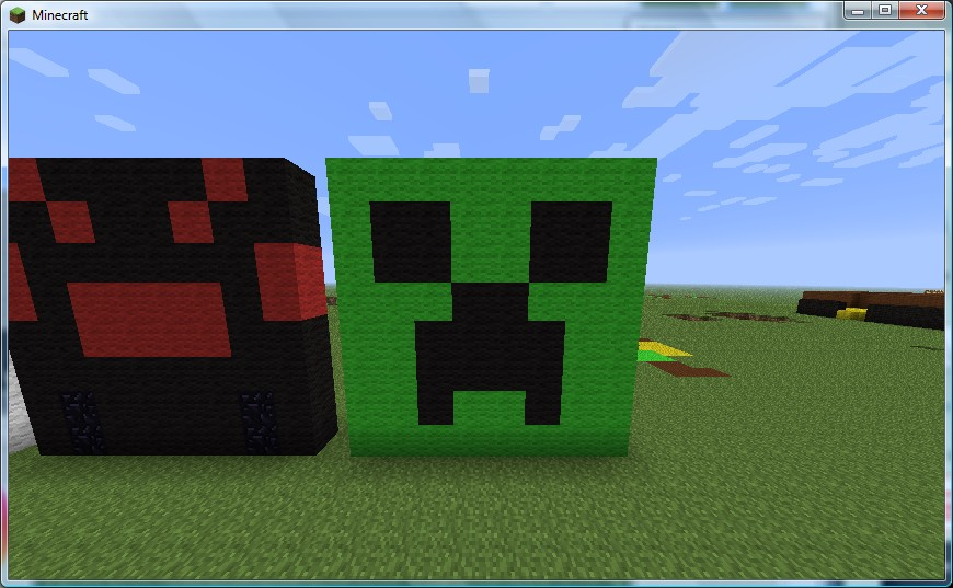 Mob FacesMinecraft Pictures Of Zombies Face