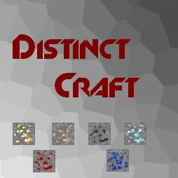 DistinctCraft! Minecraft Texture Pack