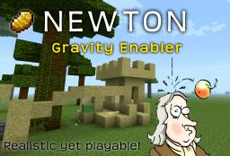 [1.2.x] - NEWTON Gravity Enabler - by MightyPork! Minecraft