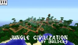 Jungle Civilization Minecraft Map & Project