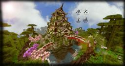 Isle Kakawa Minecraft Map & Project