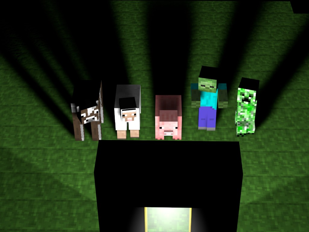 Minecraft Images Of Mobs | www.imgkid.com - The Image Kid ...