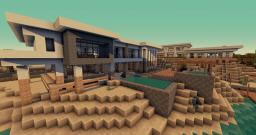 Modern Town by Kritoci Minecraft Project