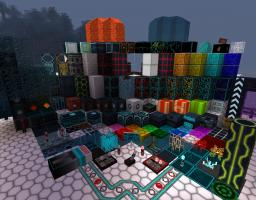 RezLoaded Minecraft Texture Pack