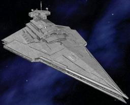 Imperial Star Destroyer Victory Class Minecraft