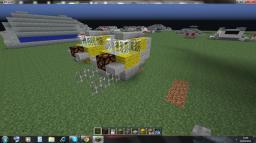 Star Trek Work Bee (zeppelin mod compatible) Minecraft Map & Project