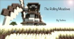 [1.2.3] The Rolling Meadows - A Custom Terrain - WITH CINEMATIC Minecraft Map & Project