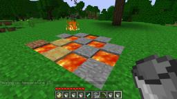 [1.2.5] - Melaphyre - LAVA turns STONE into ORES! Minecraft