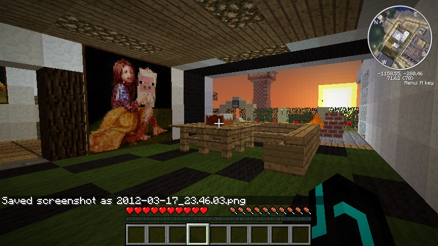 living room minecraft modern mansion minecraft project 10105