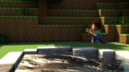 Epic Pooljump Minecraft