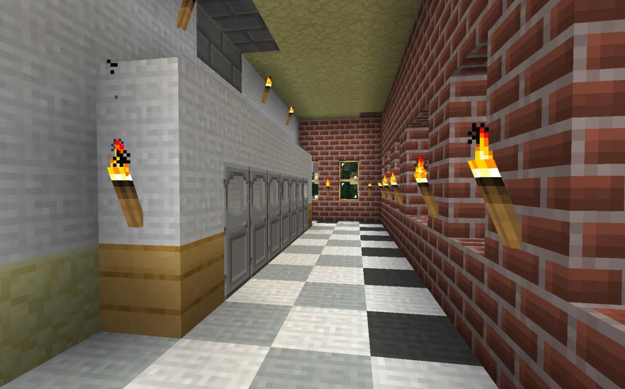 School Minecraft Project