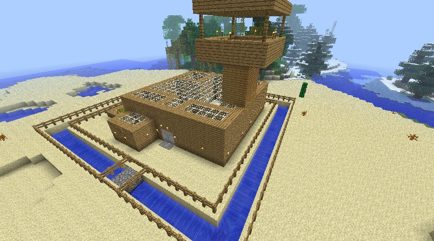 Recommended Survival Shelter Minecraft Project