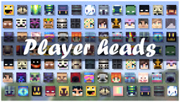 How to get player Heads in minecraft! (1.13 up to 1.17+) Minecraft Blog