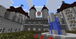 MEDIEVAL Castle Schematic Minecraft Map & Project