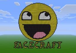 FaceCraft Minecraft Texture Pack