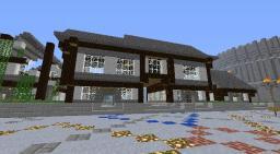 OAP Prison Minecraft Map & Project