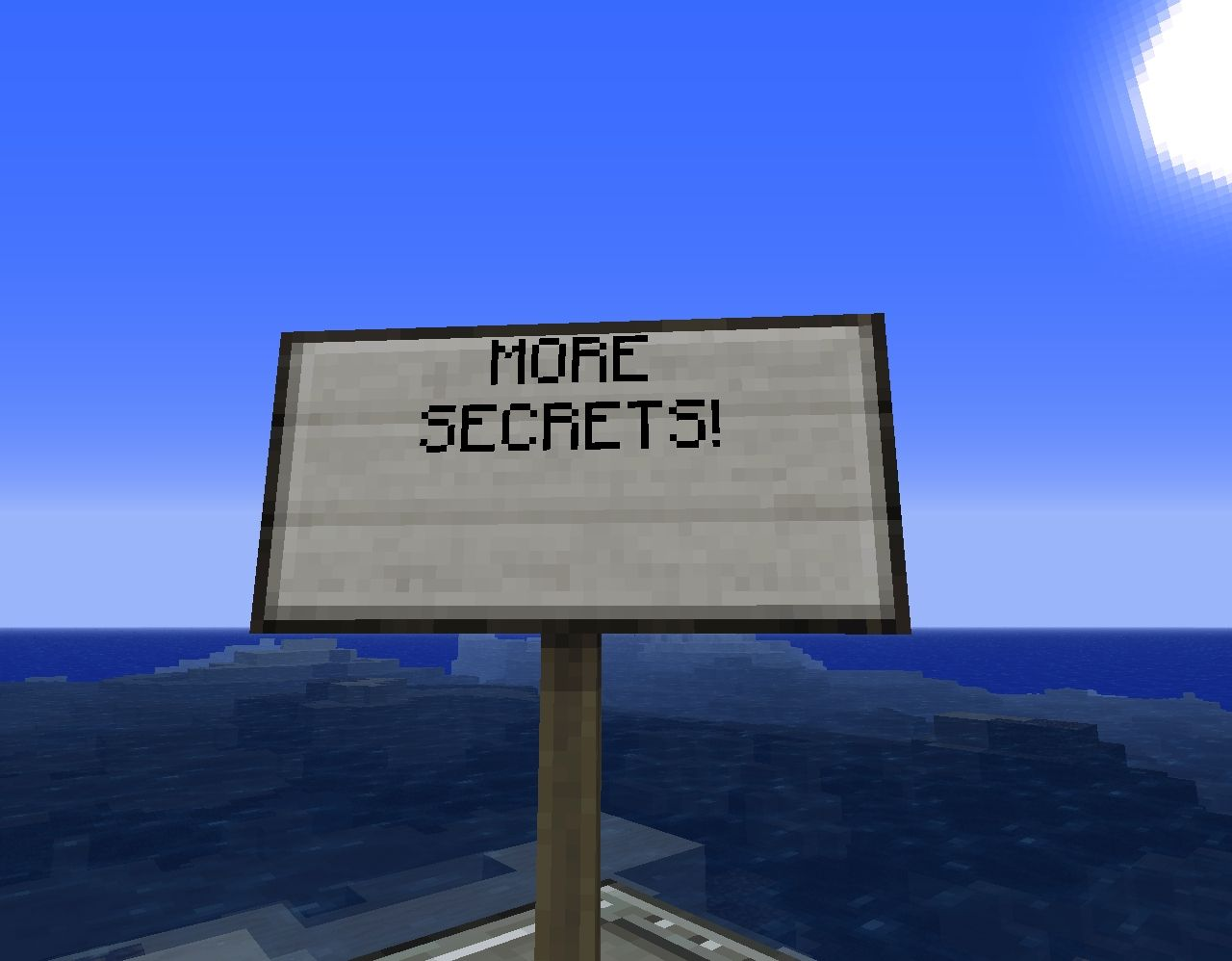 MORE SECRETS