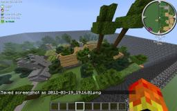 Flat Land survival Map Minecraft Map & Project