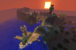 Need someone to host server! Amazing spawn area! Minecraft Map & Project