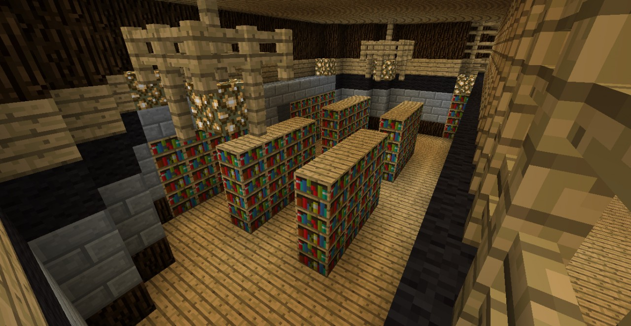 download minecraft libraries