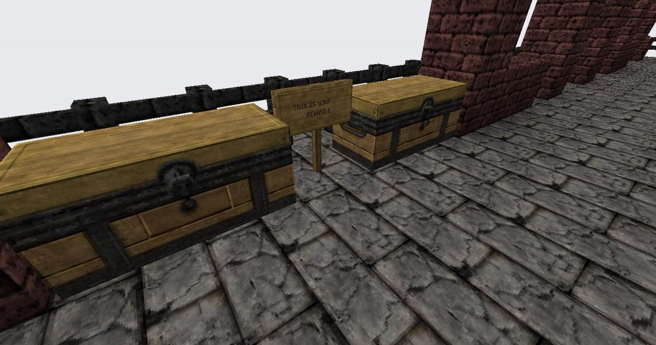 Rewards chests