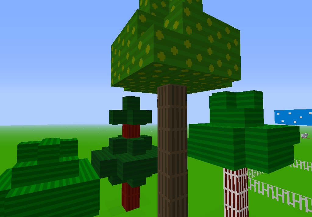 Simple Pack 8 Bit Minecraft Texture Pack