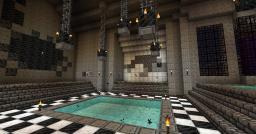 Ostia BathHouse (Roman Bathhouse remake) Minecraft Map & Project
