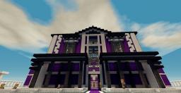 Saints Row - Mansion Minecraft