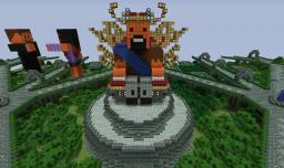 The Throne of Notch Minecraft Map & Project
