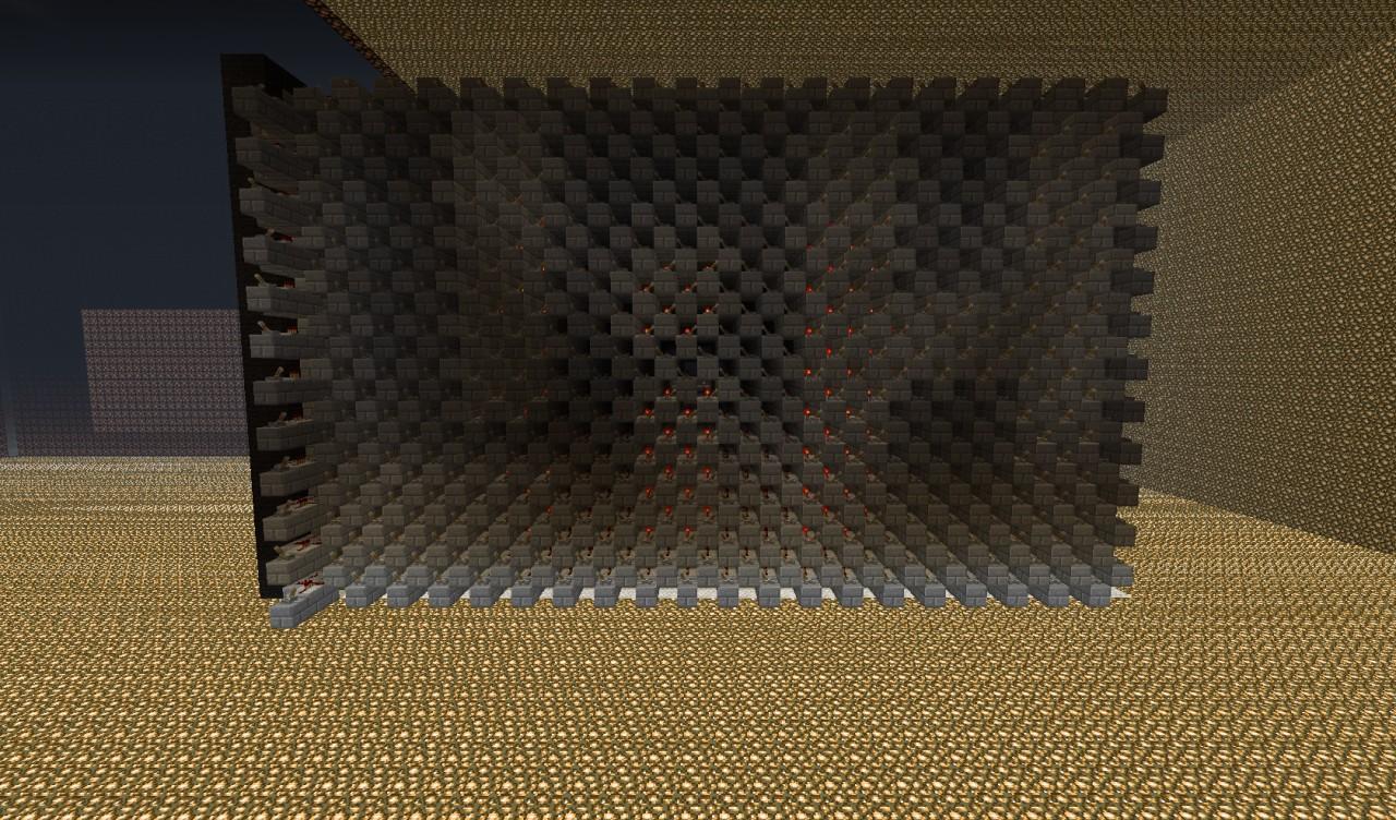 redstone lamp programmable monitor minecraft project Minecraft Redstone Minecraft Redstone Dust