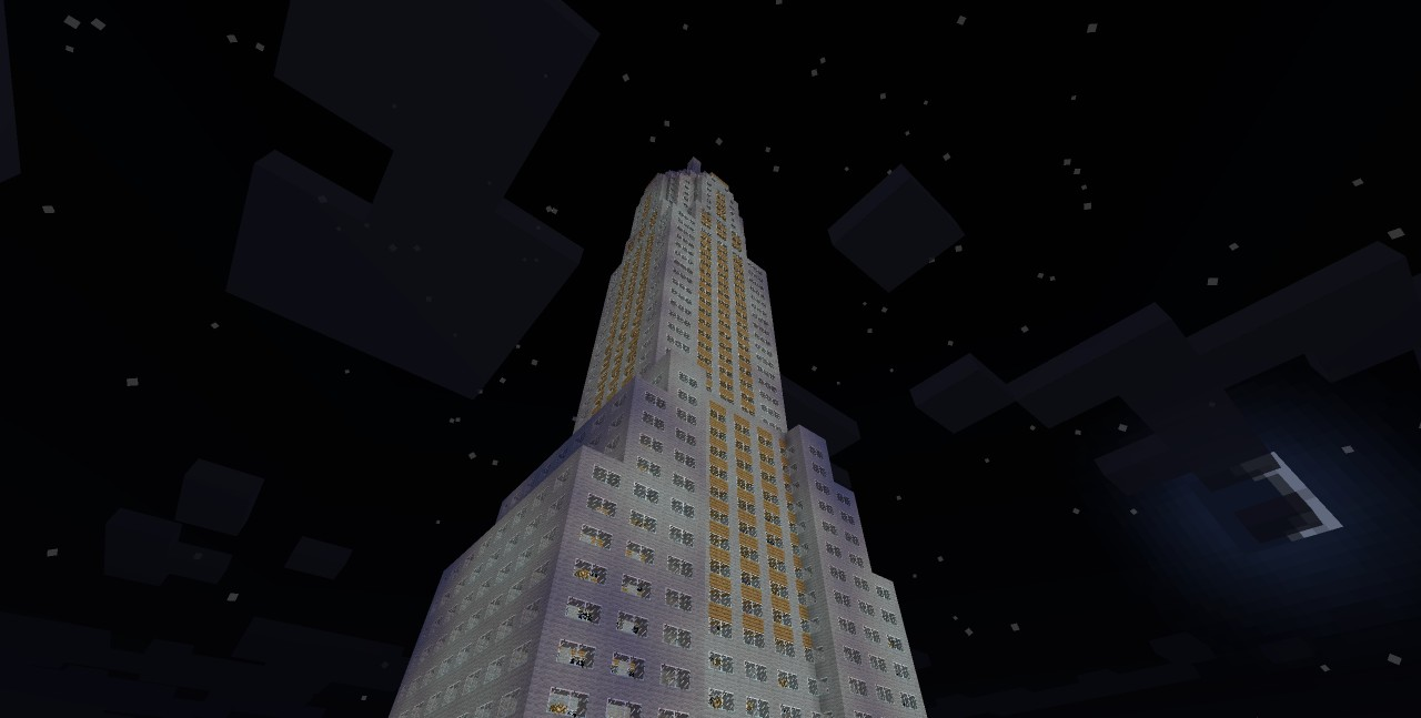 Aria City Project: Chrysler Building Minecraft Project