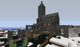 Large Mansion (From SMP with friends) Minecraft Map & Project