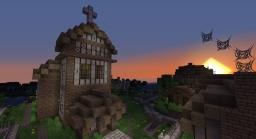 The Church in Angoth Minecraft Project