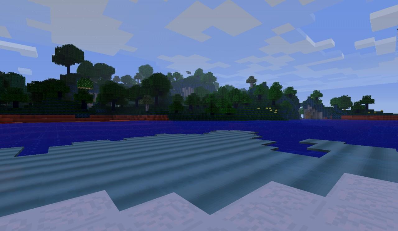 Taiga's Ocean!