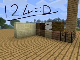 Minecraft 1.2.4! [birch/pine/jungle planks! Hieroglyph blocks!