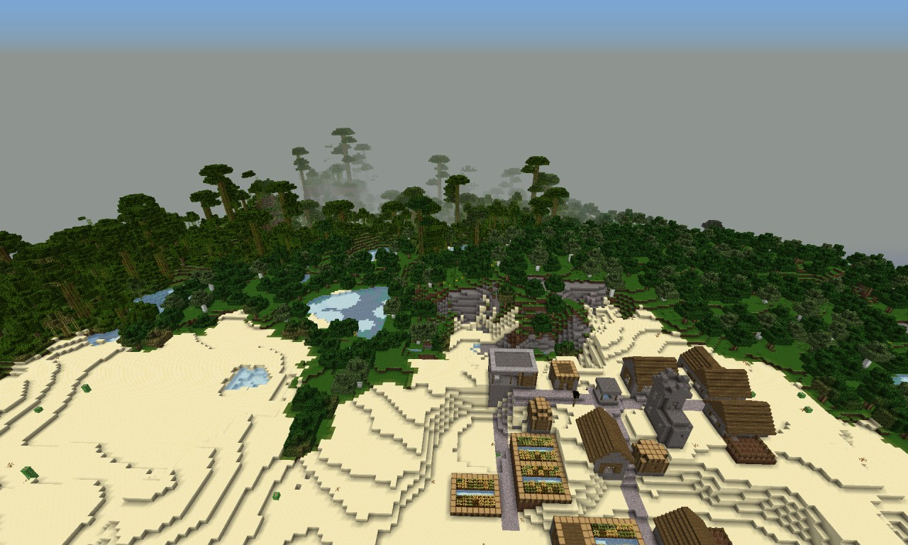 how to find seed minecraft world