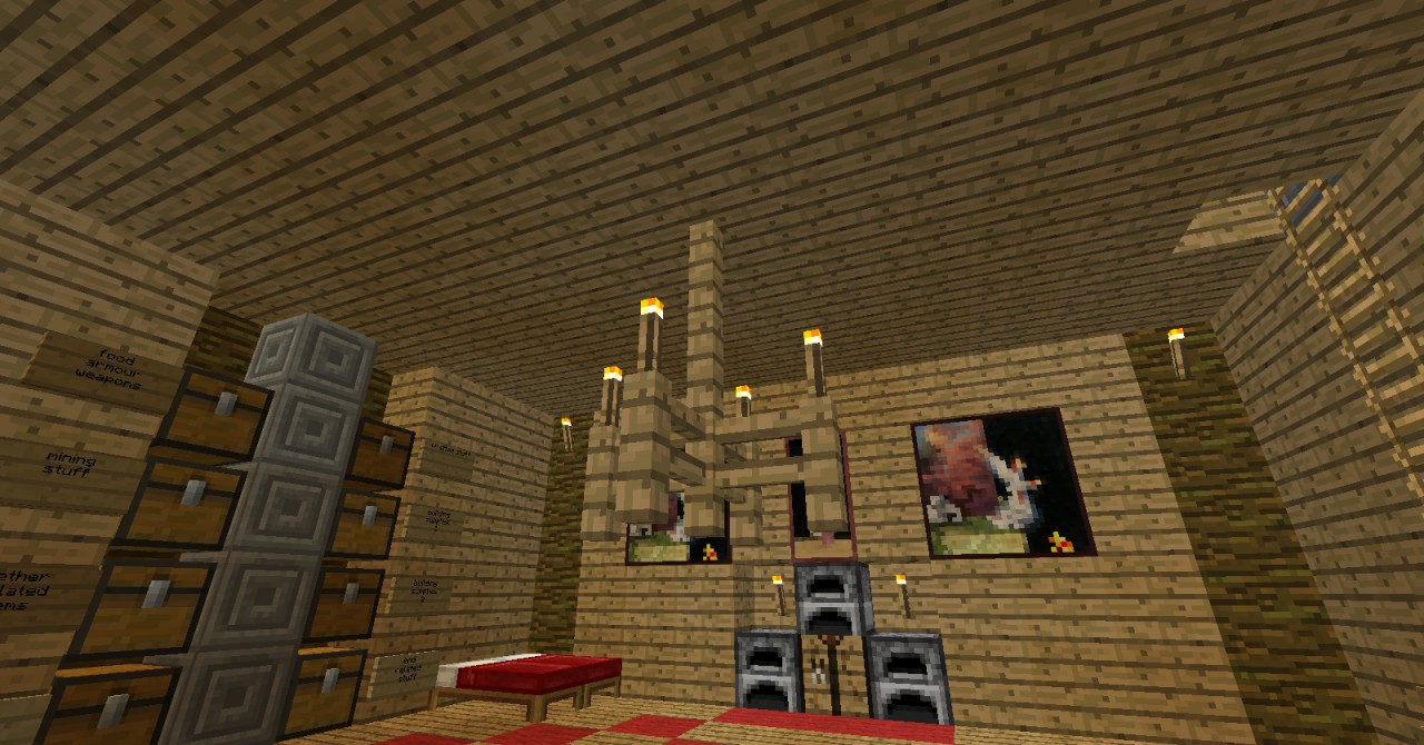 Epic house on the hill minecraft project - House on the hill 2012 ...
