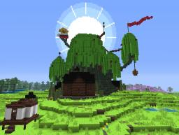 ADVENTURE TIME Finn and Jake's Tree Fort