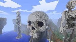 Skull city Minecraft