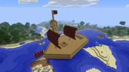 The U.S.S. Bizkit Minecraft Map & Project