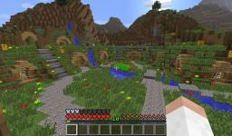 Hobbiton Minecraft Map & Project