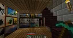 An awesome house! Minecraft Project
