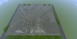 The Great Maze Minecraft Project