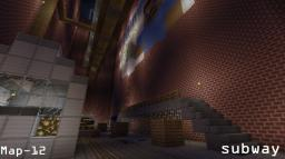 Subway - Map 12 (By Rannu14) Minecraft Map & Project