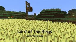 Lord of the Rings Adventure Map Minecraft