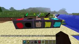 EPIC WEAPONS AND ORES!!!! Minecraft Texture Pack