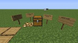 four in a row Minecraft Map & Project