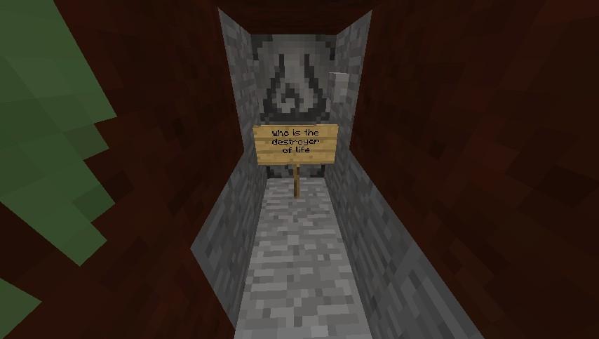 Dark Brotherhood Sanctuary Minecraft Project