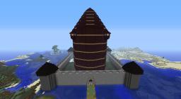 Vampire Castle [Random Named] Minecraft Map & Project